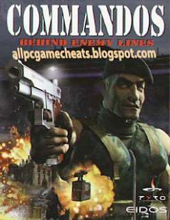 Commandos Behind the enemy lines cover