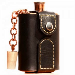 Old West Edition Flask