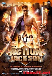 Vận May Đảo Ngược - Action Jackson