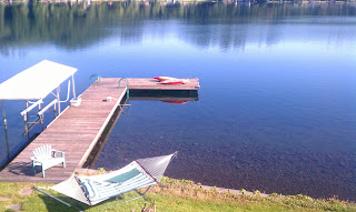 Olympia lakefront houses for sale on Summit Lake