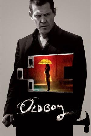 Poster Oldboy 2013