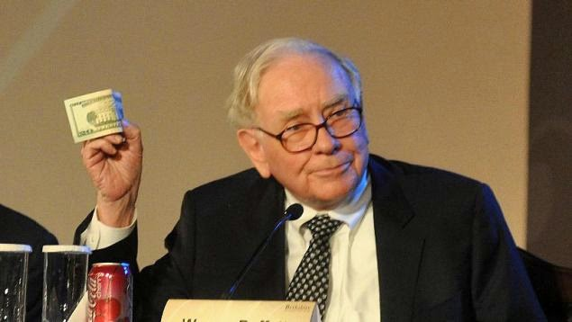 Belajar Tiga Hal Penting dari Warren Buffett
