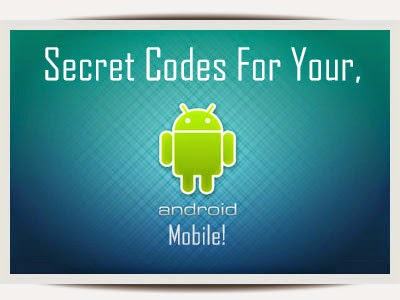 Working Secret codes for android(2014)