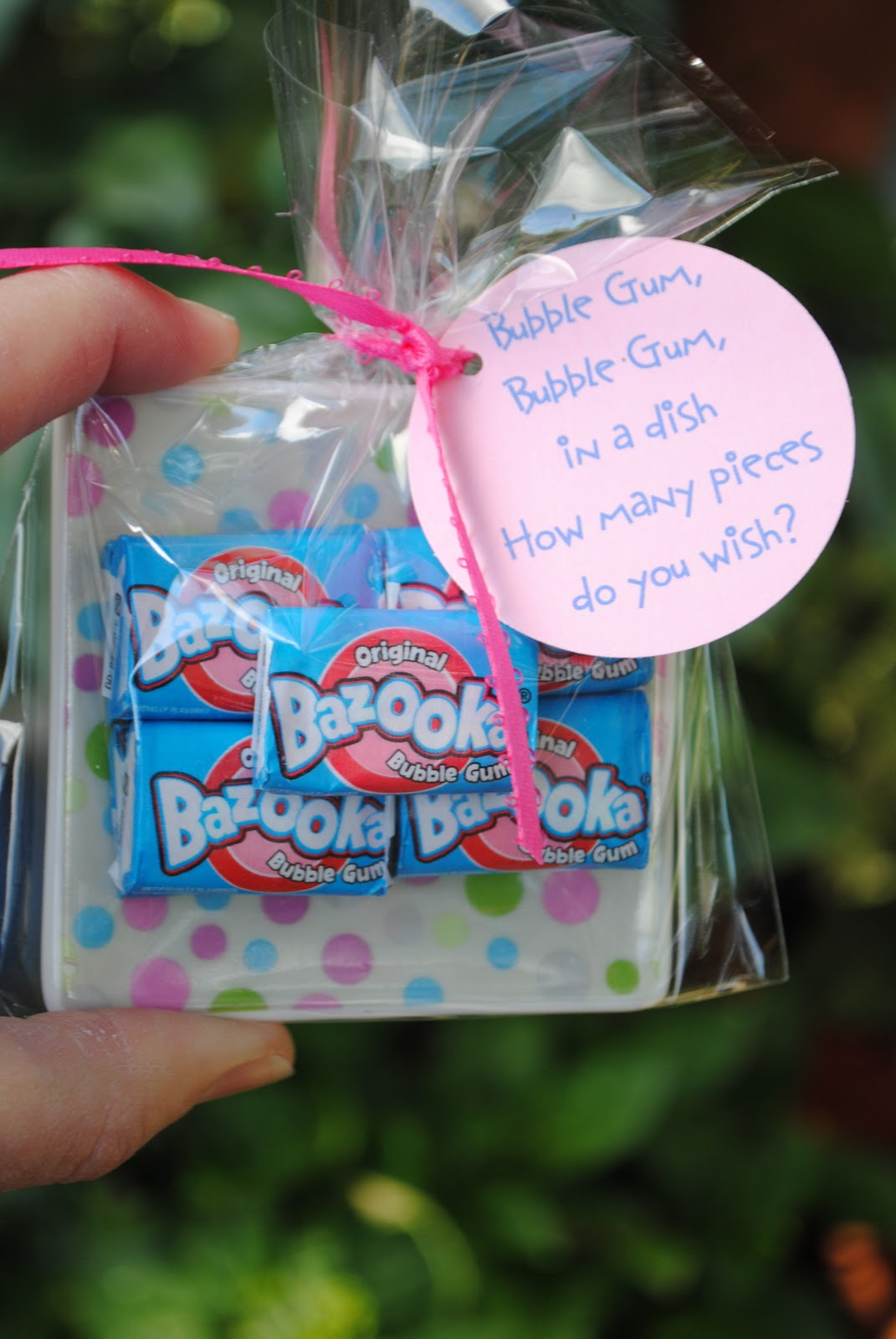 Jac o' lyn Murphy: Bubble Gum and Burgers Birthday...