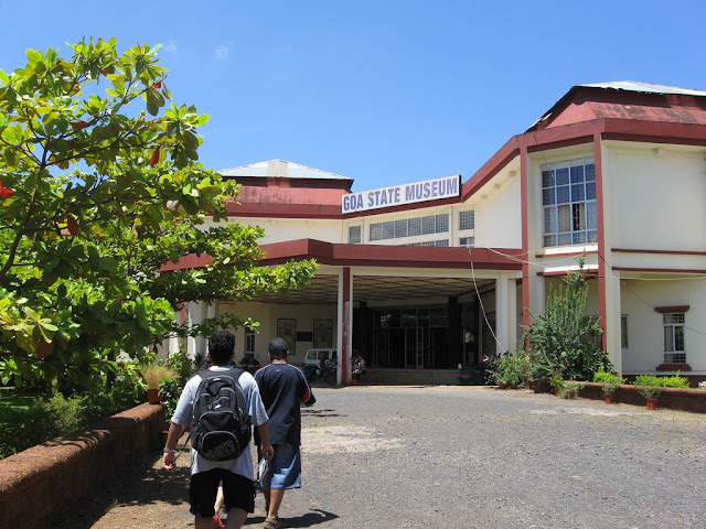 State Museum  in Goa