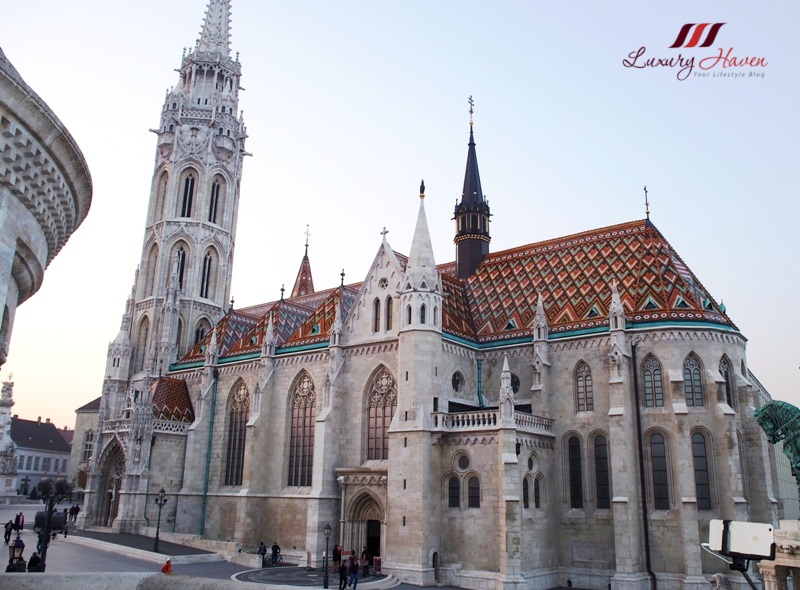 hungary tourist attractions budapest matthias church