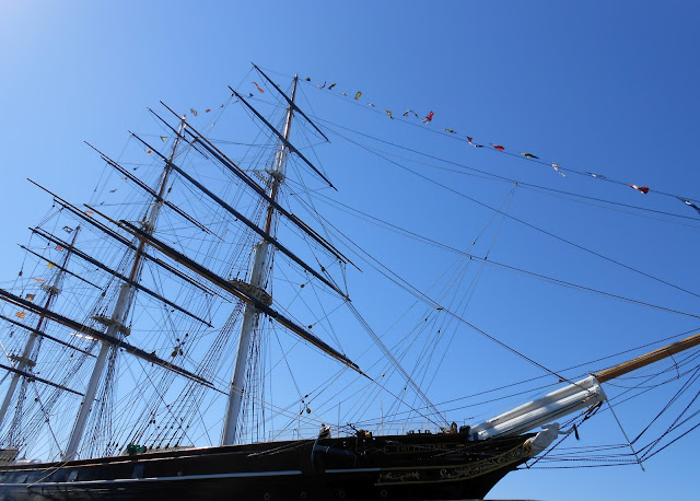 CUTTY SARK LONDON
