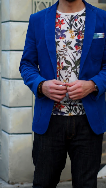 Scotch & Soda corduroy blazer