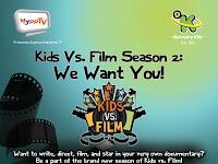 Kids Vs. Film Season 2 Casting Sessions