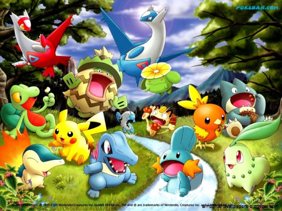 cute legend pokemon desktop background important wallpapers