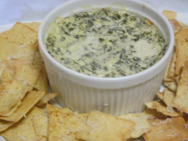 Hungry Couple: Spinach and Artichoke Dip