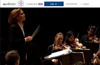 MÙSICA DE FUNDO - por poucos dias a Orquestra Filarmónica de Paris num concerto com Beethoven