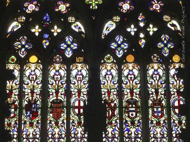 Vitrales del Monasterio de Batalla - El Guisante Verde Project