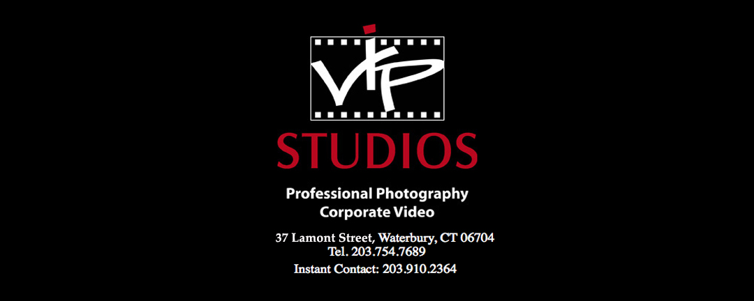 VIP Studios | Portrait Photographer | Waterbury Connecticut