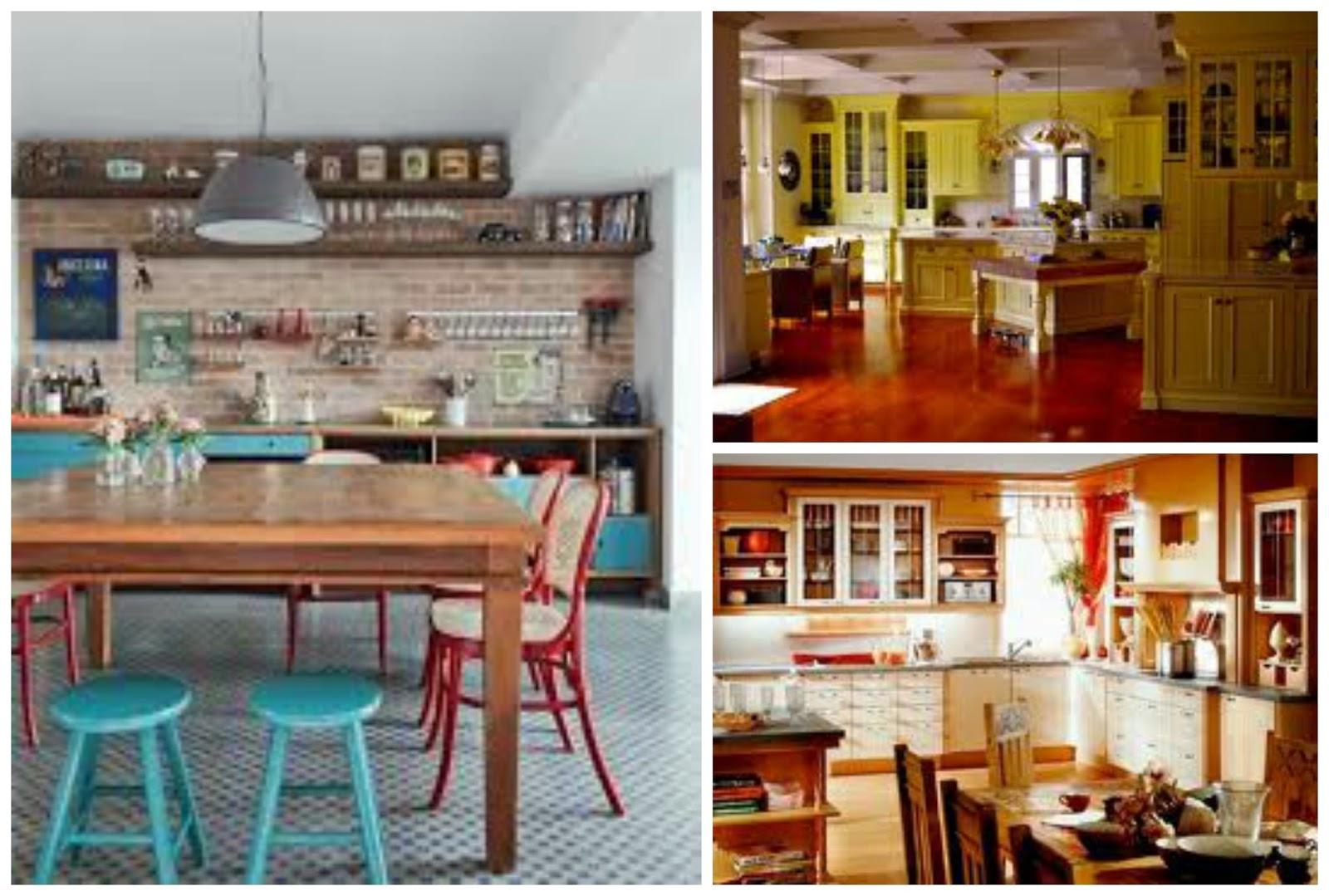 Blog Quero Muito Mais: Cozinhas Coloridas! #723718 1600 1079