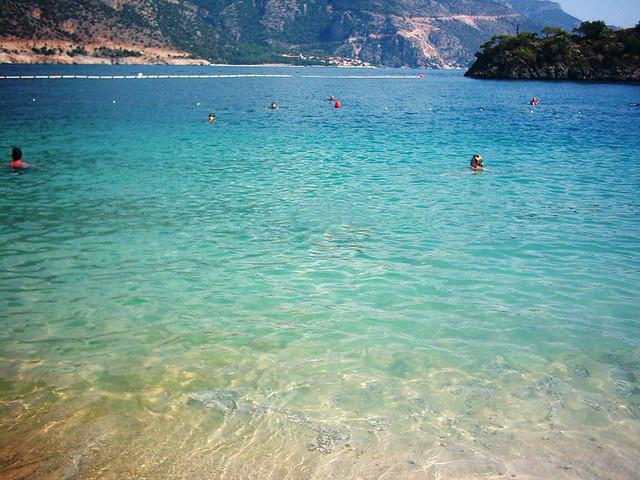 Oludeniz lagoon Fethiye(Blue Lagoon) Turkey ~ Great ...