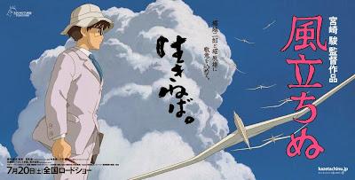 Kaze Tachinu nominado a un oscar Studio Ghibli Hayao Miyazaki 2014