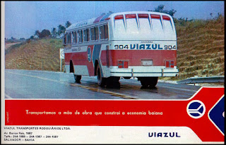 propaganda Viazul - Transportes Rodoviários - 1977;  trucks; brazilian cars; reclame de carros anos 70. brazilian advertising cars in the 70. os anos 70. história da década de 70; Brazil in the 70s; propaganda carros anos 70; Oswaldo Hernandez;