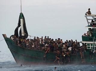 Japan helps Rohingya