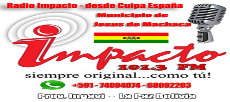RADIO IMPACTO JESUS DE MACHACA