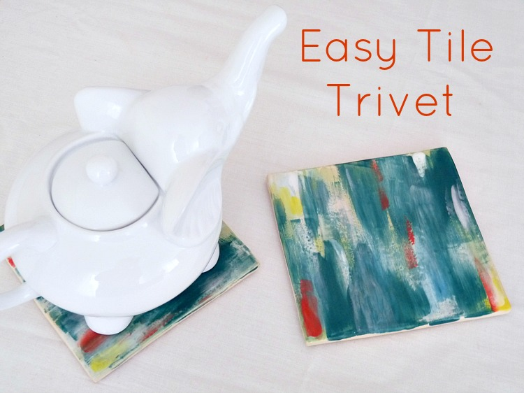 turn a tile into a trivet in one step dans le lakehouse