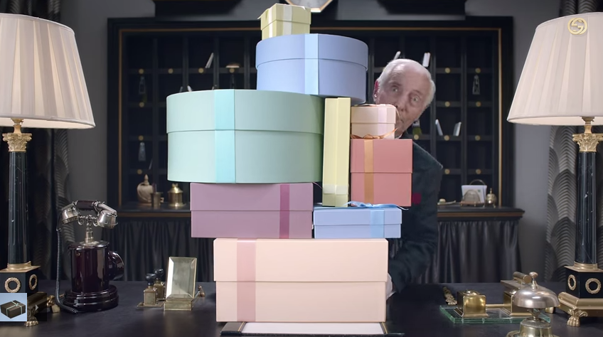 SPECIAL DELIVERY - Video by Gucci