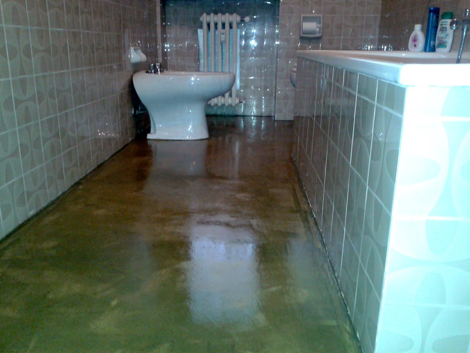 Cominodecori resina per pavimenti - Resina per bagno ...