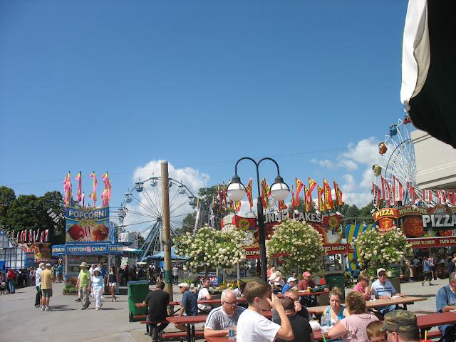 Dutchess county fair view