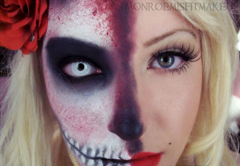 Monroe Misfit Makeup | Beauty Blog: Halloween Makeup Essentials