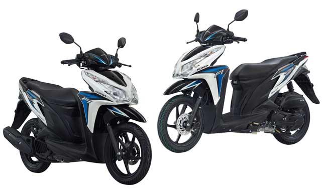 2015 new Honda Beat 110 eSP (Indonesia) presentation