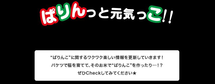 ぱりんと元気っこ!!ブログ