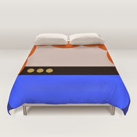 Doctor Beverly Crusher - Star Trek: The Next Generation Duvet Covers