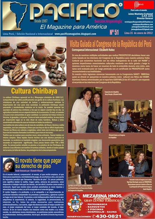 Revista Pacífico Nº 51 Arqueología