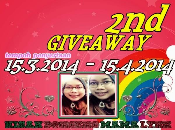 http://mamalynnthestoryteller.blogspot.com/2014/03/kisah-dongeng-mama-lynn-2nd-giveaway.html