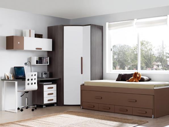 13 dormitorios juveniles charly azor muebles de castellon - Muebles en castellon ...