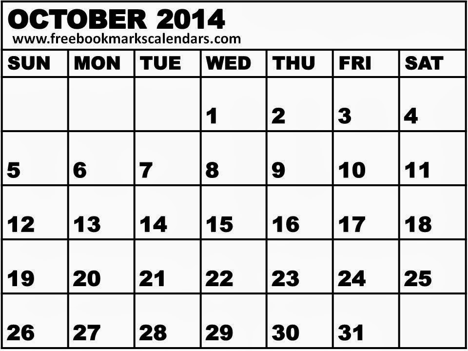Blank Calendar With Room To Write : Printable calendar with space to write autos we