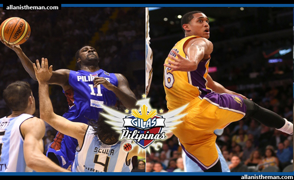 Andray Blatche 'hopeful' for Jordan Clarkson inclusion to Gilas Pilipinas