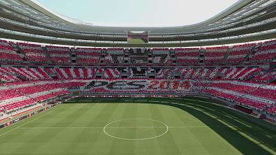 Konami sin planes de lanzar estadios genéricos en PES 2014