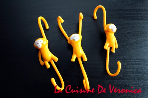 La Cuisine De Veronica Just Hanging Kitchen Hooks