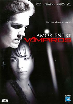 Amor Entre Vampiros - DVDRip Dual Áudio
