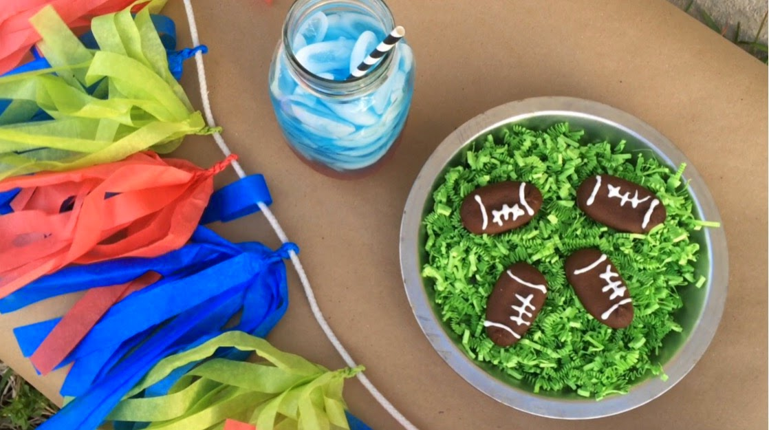 quick and easy diy super bowl party ideas