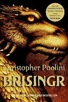 bookcover of  BRISINGR by Christopher Paolini
