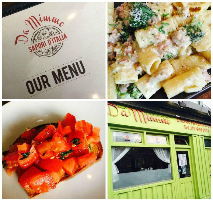 Da Mimmo Italian Restaurant Dublin Review