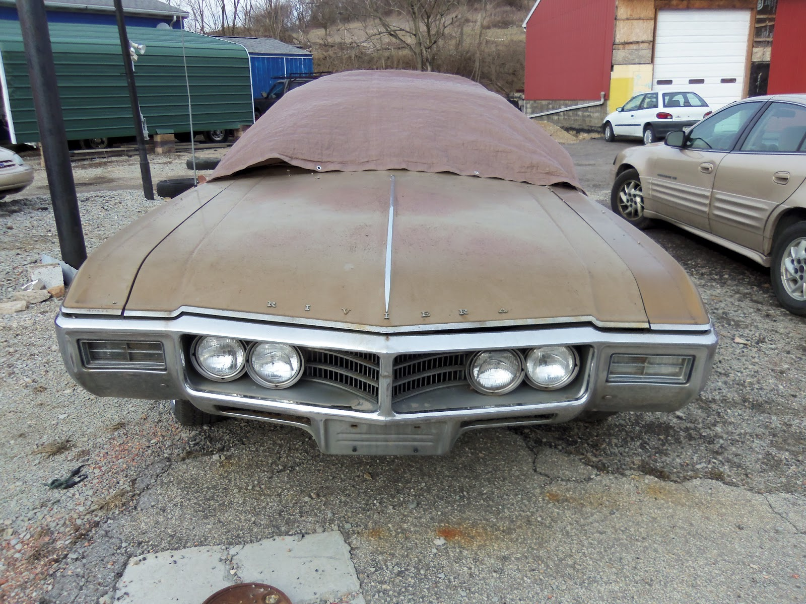 1969 Buick Riviera Gs Craigslist Capture Wayward Cars All Things 1970 Impala For Sale 69 Riv Gran Sport