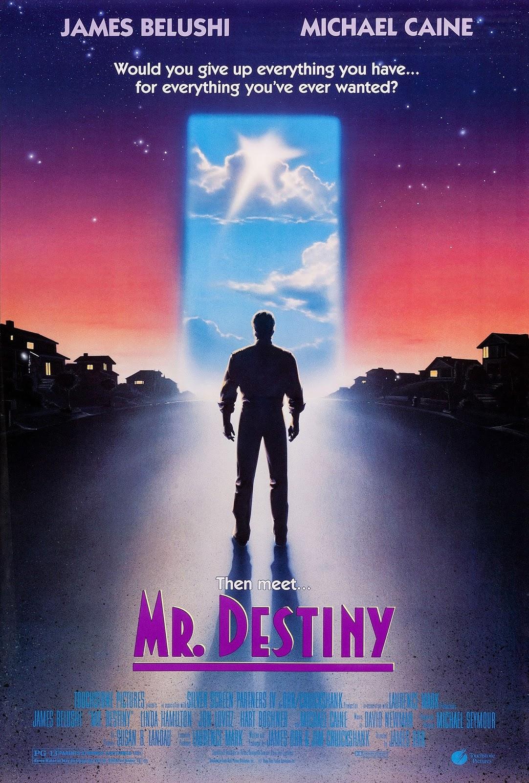 Mr destiny cast