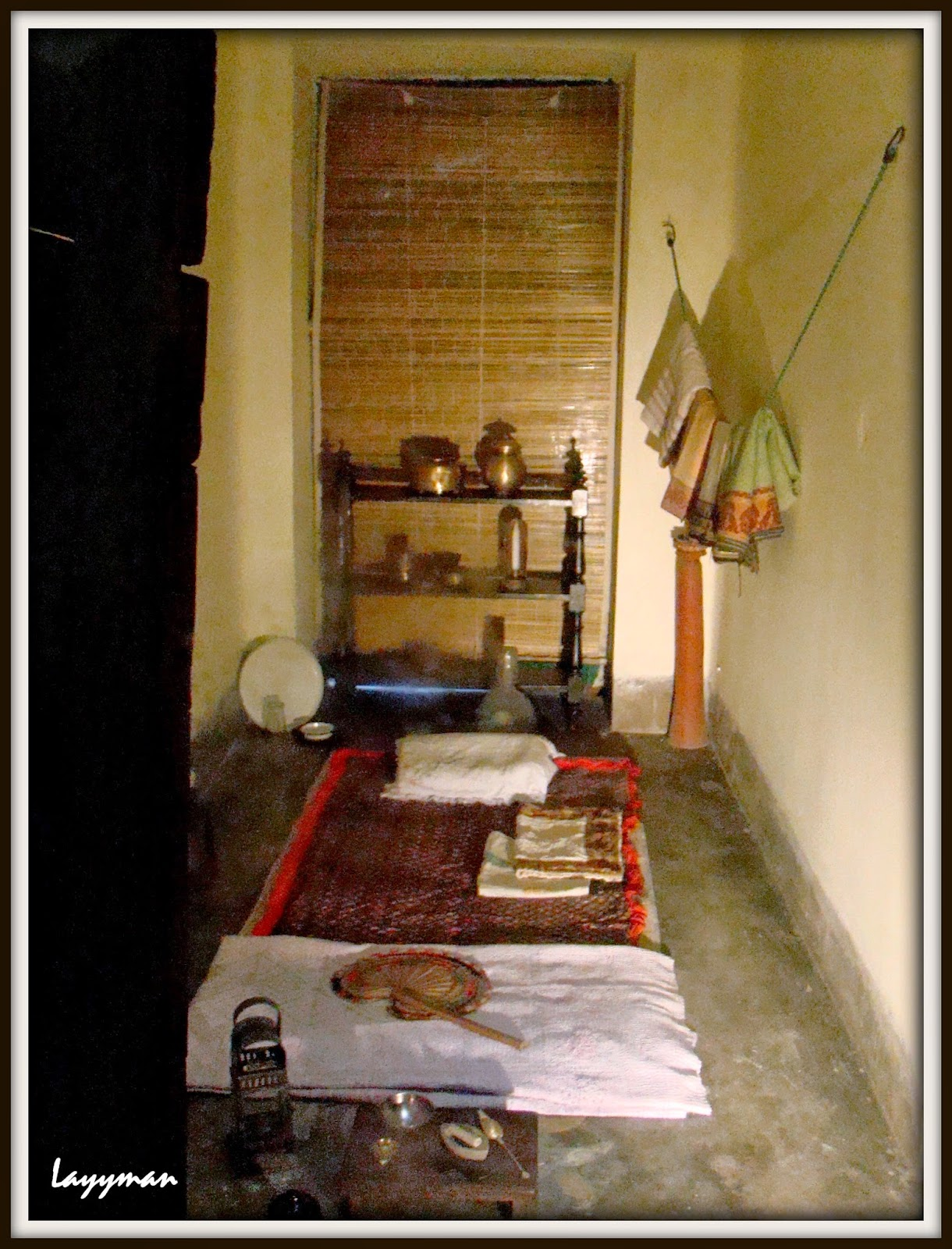 Family Maternity Room (Antur Ghar). Jorasanko Thakur Bari