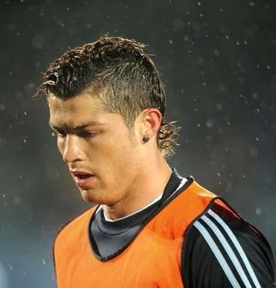 Gaya Rambut Cristiano Ronaldo 2015