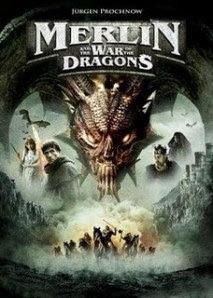 Merlin E Os Dragões Dublado capa poster download baixar filme
