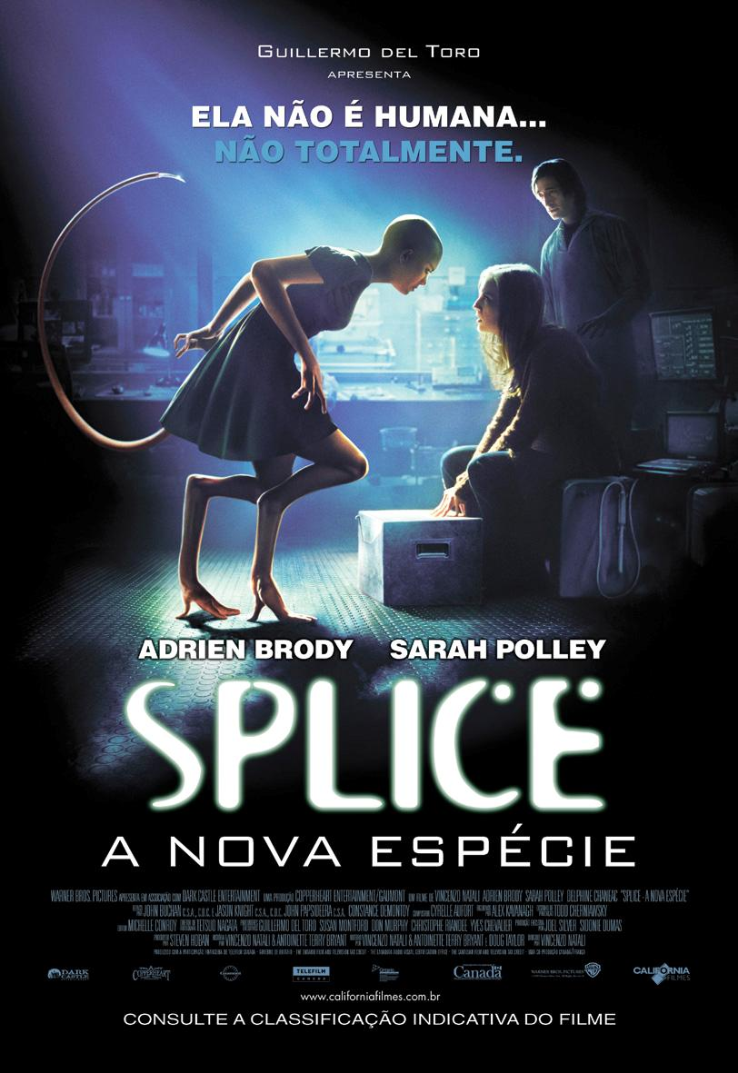 Download Splice: A Nova Espécie Dublado BluRay Torrent Grátis