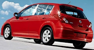 Nissan Versa Hatchback Accessories